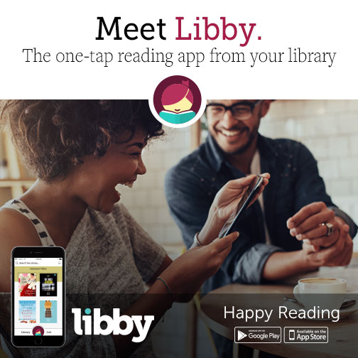 Libby - one-tap reading app for your library